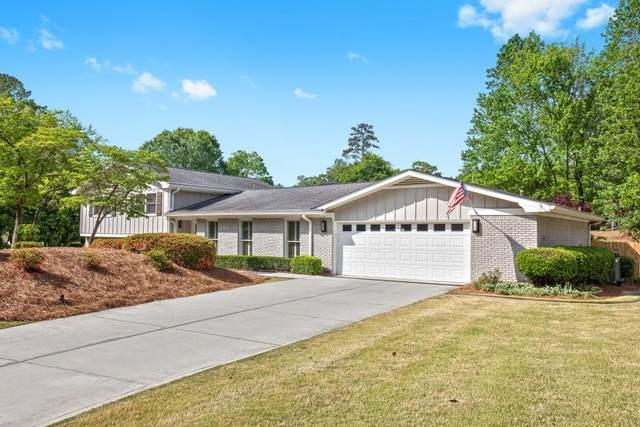 5101 Davantry Lane, Dunwoody, GA 30338 (MLS #6876568) :: North Atlanta Home Team
