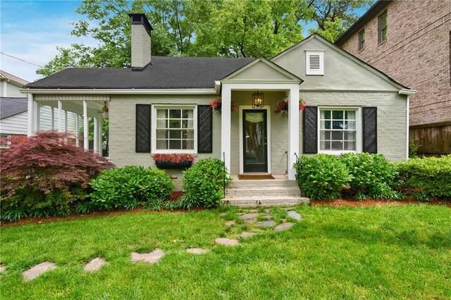 1192 Thornwell Drive, Brookhaven, GA 30319 (MLS #6876714) :: North Atlanta Home Team