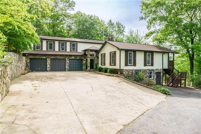 570 Ostrich Drive, Cleveland, GA 30528 (MLS #6876943) :: North Atlanta Home Team