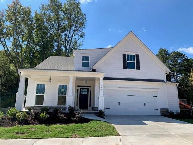 537 Bray Street, Woodstock, GA 30188 (MLS #6877459) :: North Atlanta Home Team