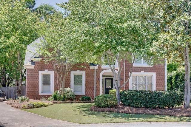 2117 Hadfield Court, Marietta, GA 30062 (MLS #6878561) :: North Atlanta Home Team