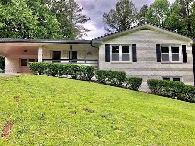 2421 Kelly Lake Drive, Decatur, GA 30032 (MLS #6879273) :: Lucido Global