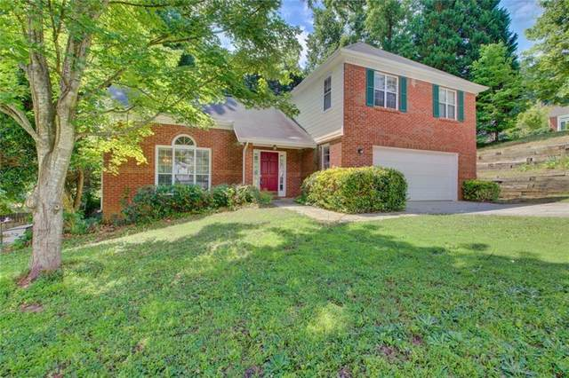 1301 Sweet Woods Drive, Lawrenceville, GA 30044 (MLS #6880141) :: RE/MAX Prestige