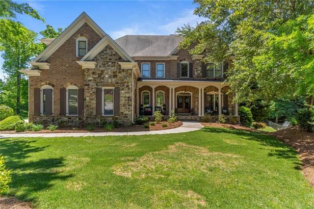 5318 Binghurst Court, Suwanee, GA 30024 (MLS #6880555) :: Charlie Ballard Real Estate