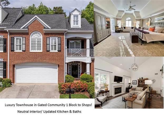 204 Magnolia Grove, Alpharetta, GA 30022 (MLS #6881474) :: North Atlanta Home Team