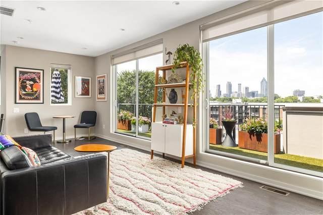 600 Bonaventure Avenue NE #7, Atlanta, GA 30306 (MLS #6882699) :: Path & Post Real Estate