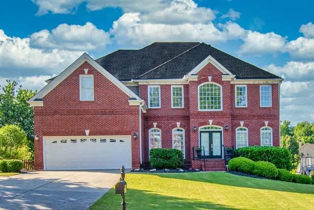 2034 Turtlebrook Way, Lawrenceville, GA 30043 (MLS #6883120) :: North Atlanta Home Team