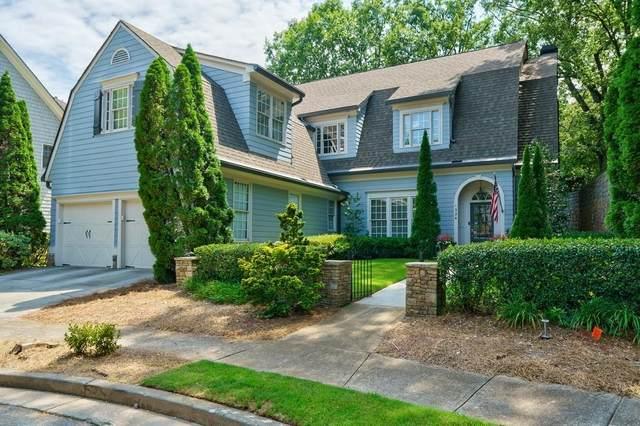 1524 Eidson Hall Drive, Dunwoody, GA 30338 (MLS #6883517) :: North Atlanta Home Team
