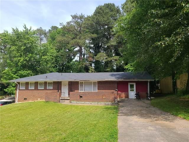 590 Kenridge Circle, Stone Mountain, GA 30083 (MLS #6883531) :: North Atlanta Home Team