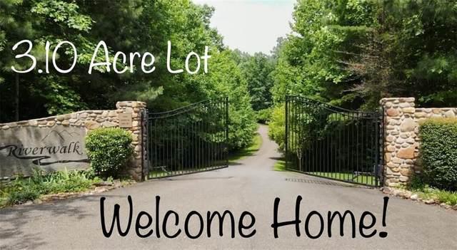 lot 13 River Walk Drive, Dawsonville, GA 30534 (MLS #6883967) :: North Atlanta Home Team