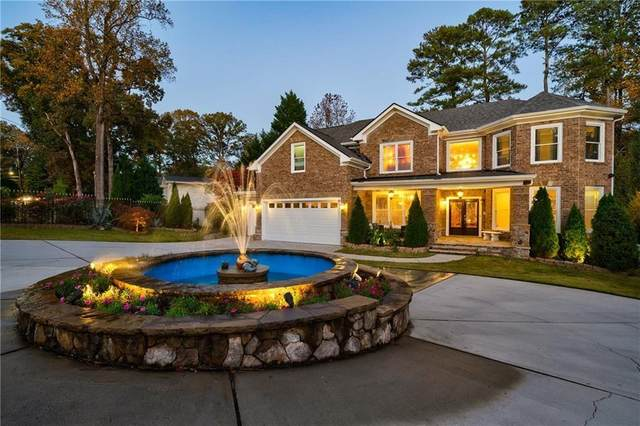 2109 Clairmont Road, Decatur, GA 30033 (MLS #6885891) :: North Atlanta Home Team