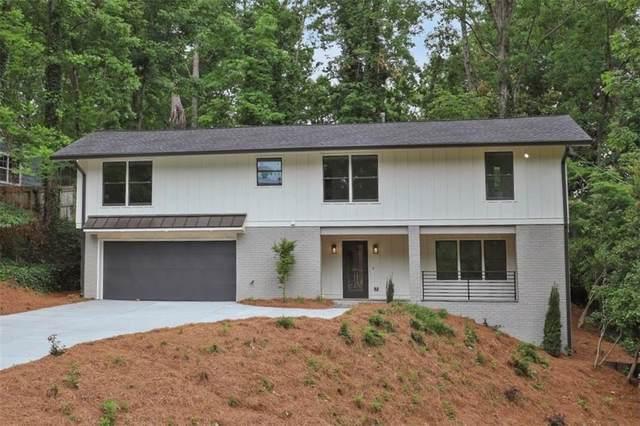 625 Bridgewater Drive, Atlanta, GA 30328 (MLS #6886792) :: North Atlanta Home Team