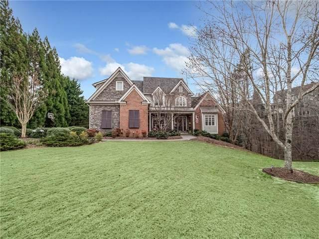 75 Parkside Circle, Dawsonville, GA 30534 (MLS #6887055) :: North Atlanta Home Team