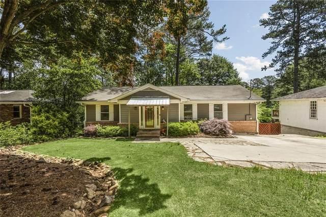1450 N Druid Hills Road, Brookhaven, GA 30319 (MLS #6887077) :: North Atlanta Home Team