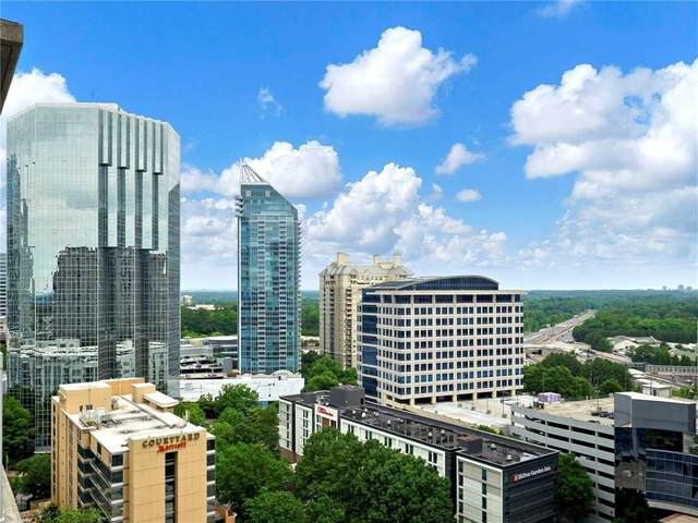 3324 Peachtree Road NE #1507, Atlanta, GA 30326 (MLS #6887123) :: North Atlanta Home Team