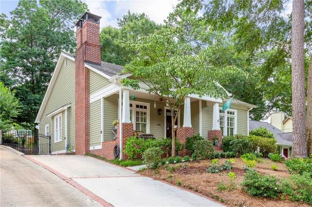 2219 Stephen Long Drive NE, Atlanta, GA 30305 (MLS #6887146) :: Kennesaw Life Real Estate
