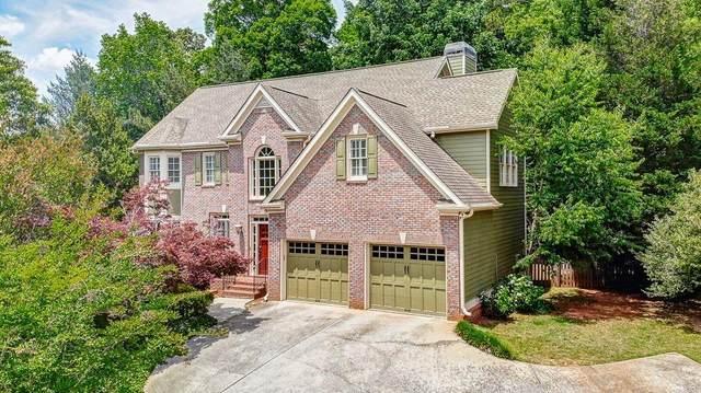 4494 Cavallon Way, Acworth, GA 30101 (MLS #6887211) :: North Atlanta Home Team