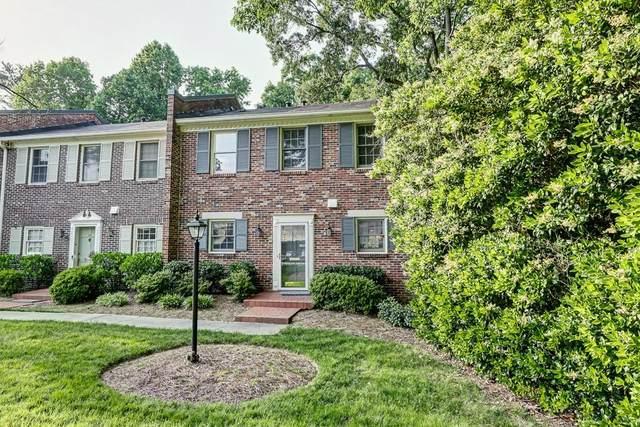 3050 Margaret Mitchell Drive #34, Atlanta, GA 30327 (MLS #6887960) :: RE/MAX Prestige