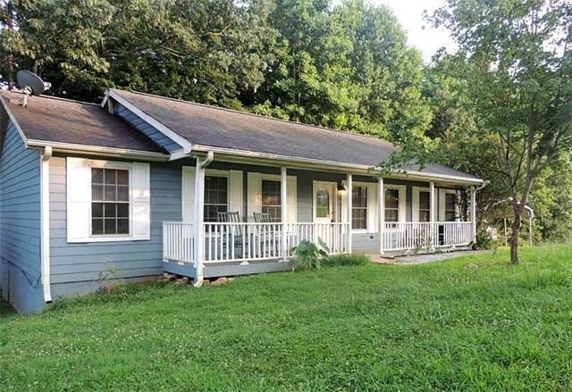 950 Duck Thurmond Road, Dawsonville, GA 30534 (MLS #6888024) :: North Atlanta Home Team