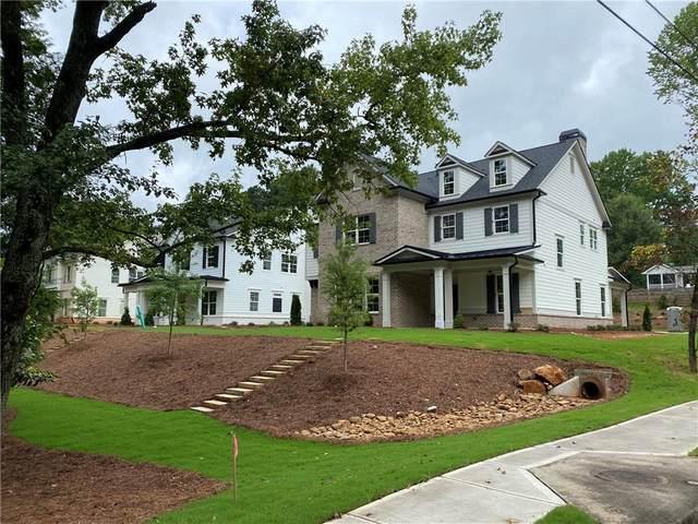 804 Newsome Alley, Marietta, GA 30064 (MLS #6888032) :: The Heyl Group at Keller Williams