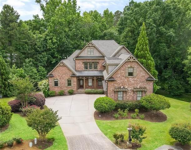 5813 Brookstone Circle NW, Acworth, GA 30101 (MLS #6888175) :: Kennesaw Life Real Estate