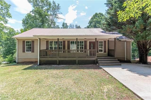 589 Alonzo Cain Road, Dahlonega, GA 30533 (MLS #6888456) :: Lucido Global
