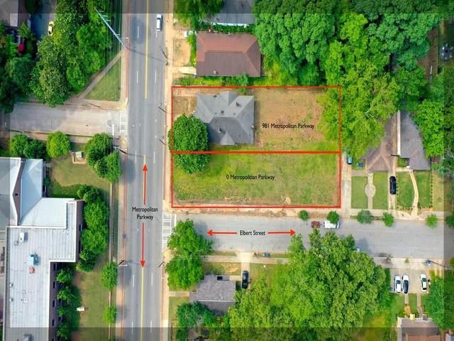 0 Metropolitan Parkway SW, Atlanta, GA 30310 (MLS #6891690) :: Kennesaw Life Real Estate