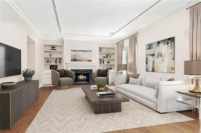 3050 Margaret Mitchell Drive #47, Atlanta, GA 30327 (MLS #6892400) :: Atlanta Communities Real Estate Brokerage