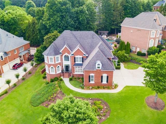 525 Brook Manor Drive, Johns Creek, GA 30022 (MLS #6892485) :: North Atlanta Home Team