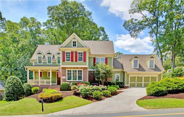 192 Chicopee Drive NE, Marietta, GA 30060 (MLS #6892897) :: Kennesaw Life Real Estate