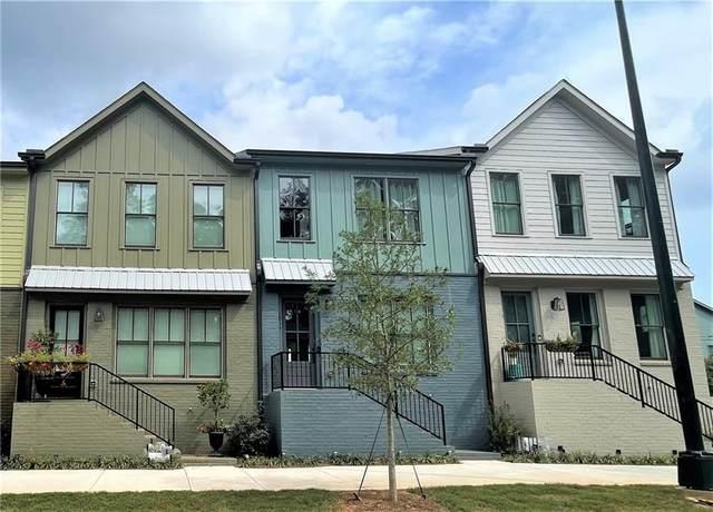 717 Perch Place SE #243, Atlanta, GA 30316 (MLS #6893687) :: Dawn & Amy Real Estate Team