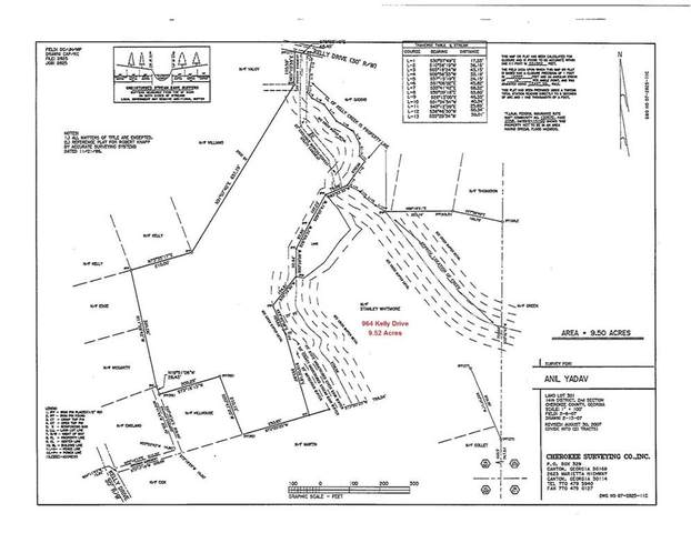 964 Kelly Drive, Canton, GA 30115 (MLS #6894276) :: Path & Post Real Estate
