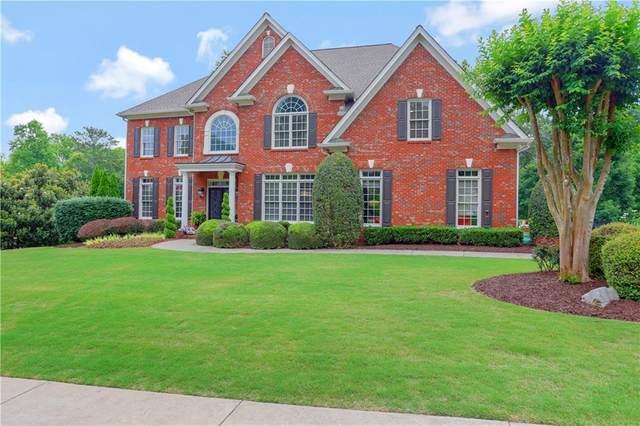 14065 Triple Crown Drive, Milton, GA 30004 (MLS #6894365) :: AlpharettaZen Expert Home Advisors