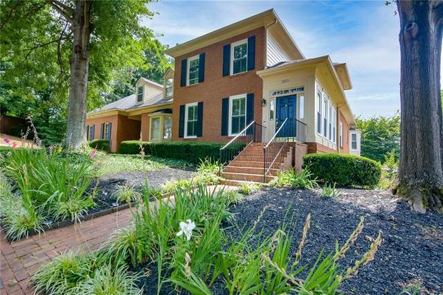 3653 Forest Hills Way, Peachtree Corners, GA 30092 (MLS #6894400) :: The Kroupa Team | Berkshire Hathaway HomeServices Georgia Properties