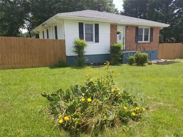 3415 Ridgecrest Road SE, Smyrna, GA 30080 (MLS #6894481) :: The Gurley Team