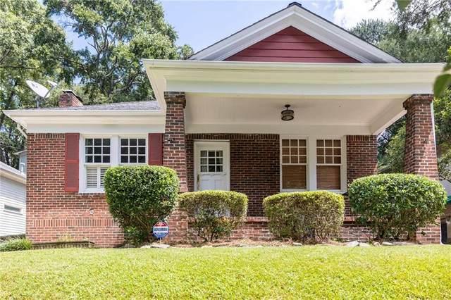659 Somerset Terrace NE, Atlanta, GA 30306 (MLS #6895298) :: Cindy's Realty Group