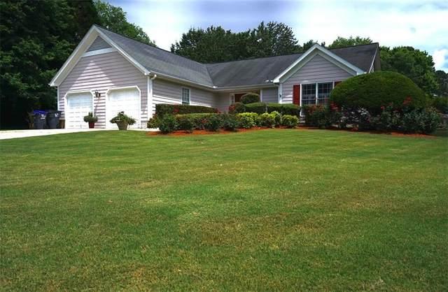 2202 Condor Drive, Lawrenceville, GA 30044 (MLS #6896071) :: North Atlanta Home Team