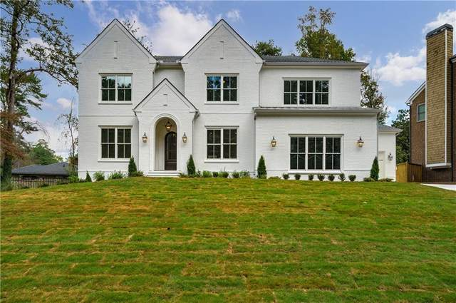 3611 Clubland Terrace, Marietta, GA 30068 (MLS #6896094) :: North Atlanta Home Team