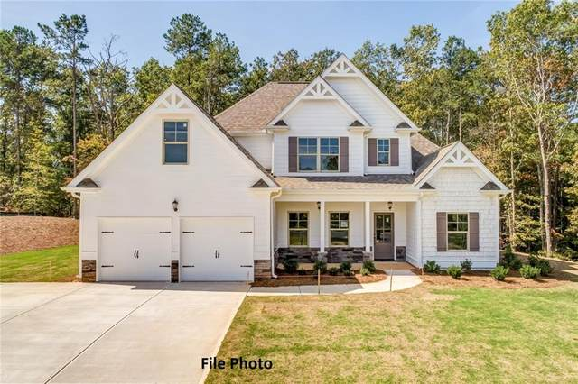 136 Spring Lake Trail, White, GA 30184 (MLS #6896798) :: The Realty Queen & Team