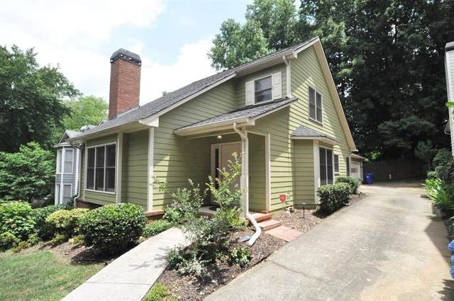 305 Somerlane Place, Avondale Estates, GA 30002 (MLS #6896971) :: The Hinsons - Mike Hinson & Harriet Hinson