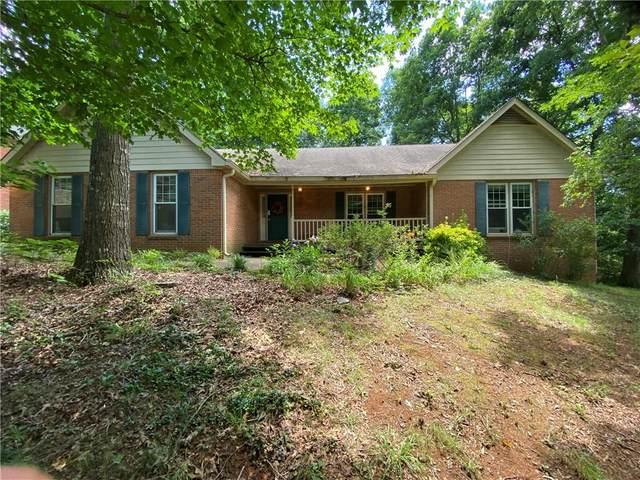1639 Rocky Top Drive Sw, Lilburn, GA 30047 (MLS #6897076) :: North Atlanta Home Team