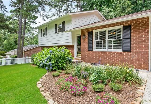 1998 Commodore Lane, Atlanta, GA 30341 (MLS #6898250) :: RE/MAX Prestige