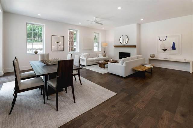 1200 Ponce De Leon Avenue NE A16, Atlanta, GA 30306 (MLS #6898961) :: Kennesaw Life Real Estate