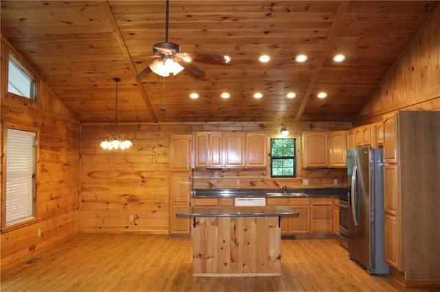 176 Mountain Hideaway Trail, Blue Ridge, GA 30513 (MLS #6898999) :: Maria Sims Group