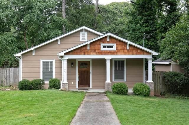 1297 Fenway Circle, Decatur, GA 30030 (MLS #6899068) :: North Atlanta Home Team