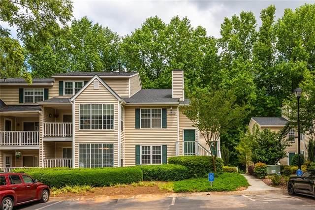 619 Glenleaf Drive, Peachtree Corners, GA 30092 (MLS #6899457) :: North Atlanta Home Team