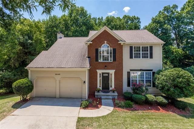 3845 Lake Burton Drive, Duluth, GA 30097 (MLS #6900900) :: North Atlanta Home Team