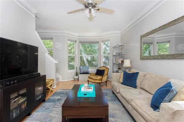 951 Glenwood Avenue SE #502, Atlanta, GA 30316 (MLS #6901172) :: RE/MAX Prestige