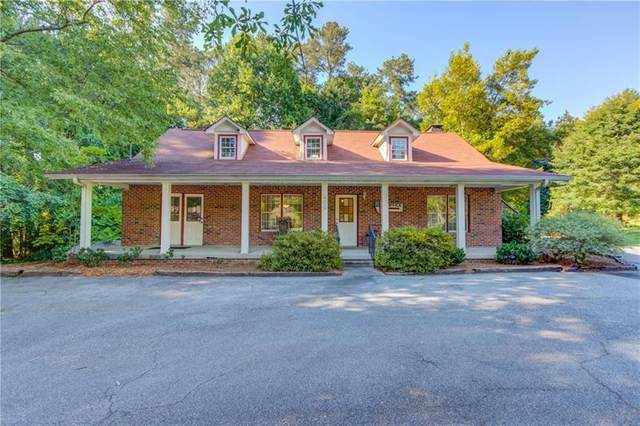 400 Holcomb Bridge Road, Norcross, GA 30071 (MLS #6901672) :: North Atlanta Home Team