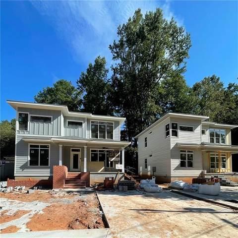 3236 Robinson Avenue, Scottdale, GA 30079 (MLS #6903263) :: Good Living Real Estate